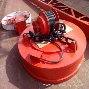 Round Electric Lift Magnets